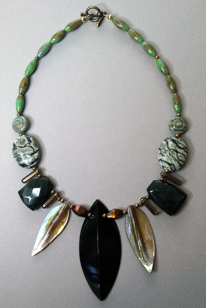Final Woodland Nymph Necklace